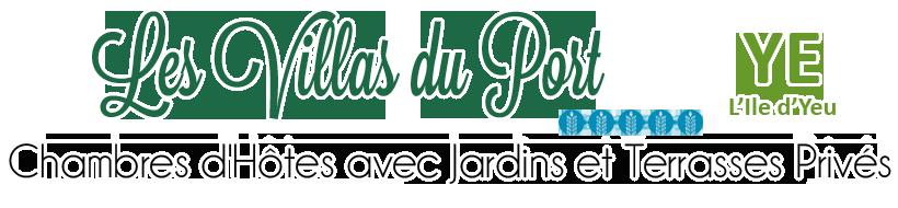 Les Villas du Port Logo